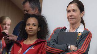 La nueva 'voz' de Rubiales, Marisa González: del máster de Cifuentes al Mundial de Rusia