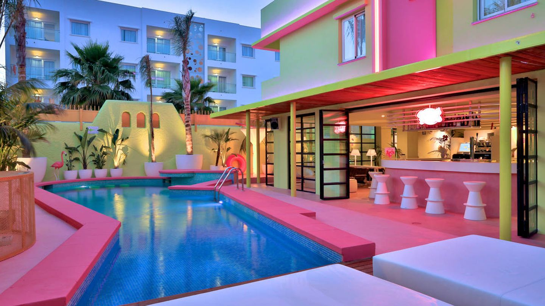 Tropicana Ibiza Suites.
