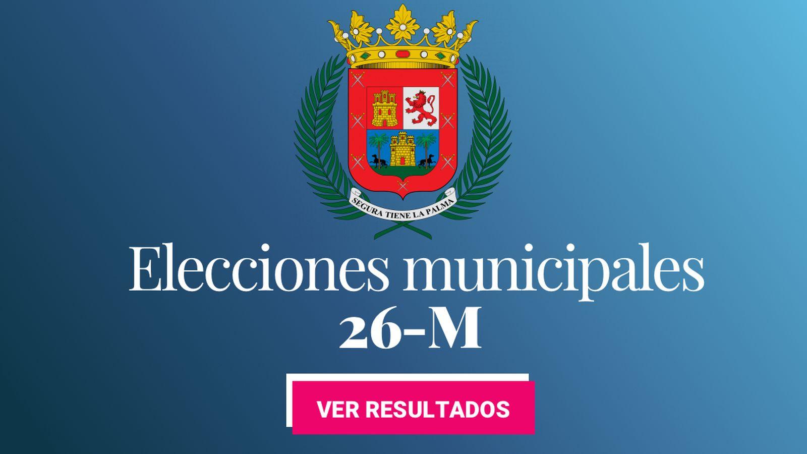 Foto: Elecciones municipales 2019 en Las Palmas de Gran Canaria. (C.C./EC)