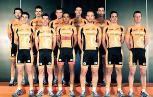 Euskaltel desparecerá al terminar el curso por falta de patrocinios