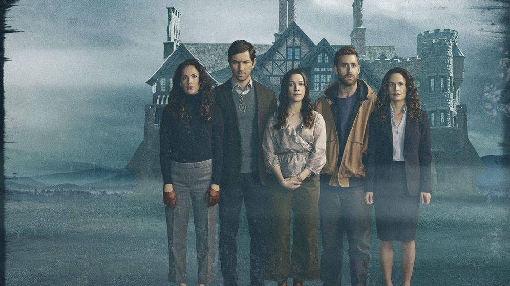 Foto: 'La maldición de Hill House'. (Netflix)