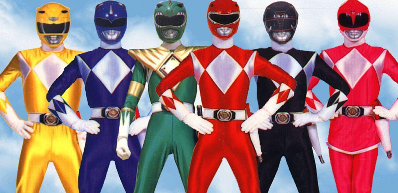 Foto: Zentai: la última moda en Japón es vestirse como un auténtico Power Ranger