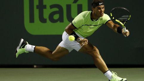 Así vivimos las semifinales del Masters de Miami entre Nadal y Fognini
