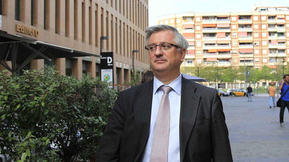 Foto: El exdirector general de Prisiones y de los Mossos d'Esquadra Xavier Martorell. (EFE)