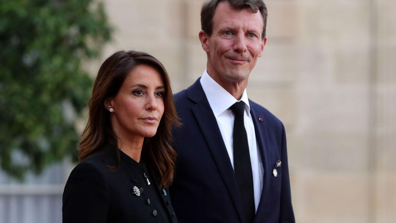 El príncipe Joaquín y la princesa Marie, en una imagen de archivo. (EFE)