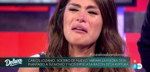 Post de Miriam Saavedra se rompe al contar
