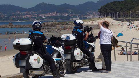 Detenido en Vigo tras agredir a su pareja y amenazar con tirarla por una ventana