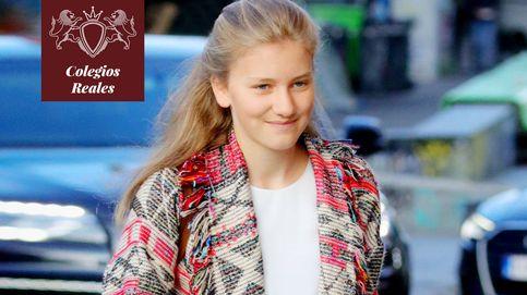 La princesa Elisabeth de Bélgica terminará sus estudios en un internado en Gales