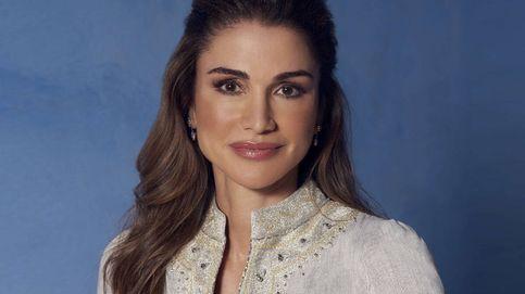 La verdad detrás de las cejas de Rania de Jordania: ¿retoques?, ¿microblading?,  ¿maquillaje?
