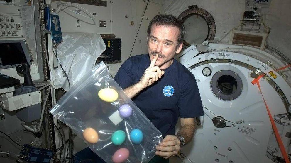 Los consejos de un astronauta para no volverte loco en el confinamiento