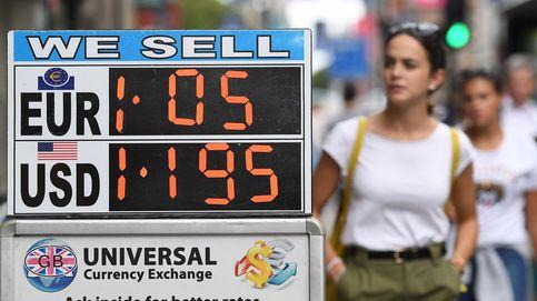 La libra cae hasta el nivel más bajo desde el 'flash crash' de octubre de 2016