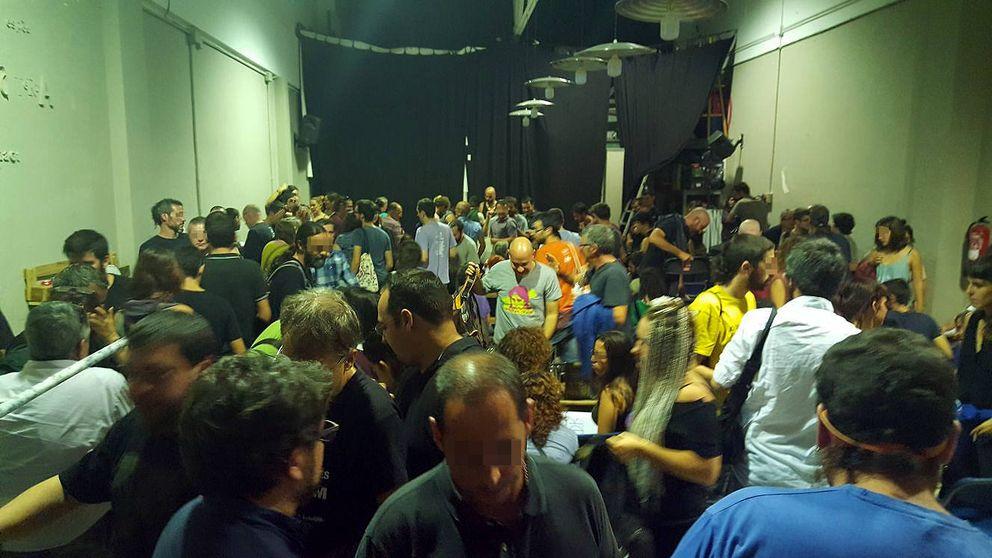 Dentro de la asamblea secreta de todos los 'comités cubanos' de Cataluña