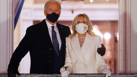 Jill Biden y Katy Perry celebran los fuegos artificiales de la moda con significado