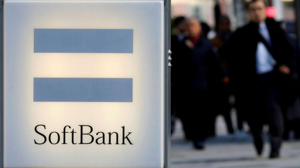 Foto: Logotipo de SoftBank (Reuters)