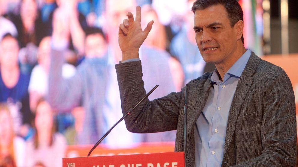La Junta Electoral altera la campaña plana de Sánchez: no habrá foto de PP, Cs y Vox