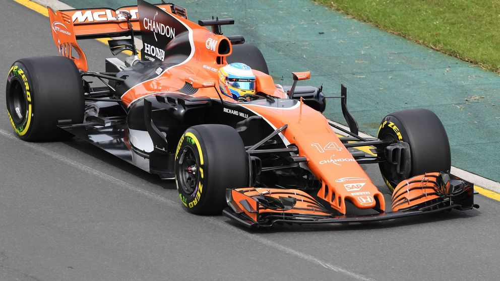 Alonso 'resucita' en Australia: 12º en los libres, mejor fiabilidad y la Q2 en mente