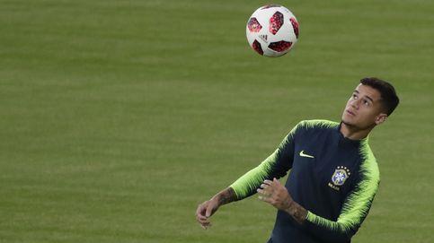El PSG lanza una oferta por Coutinho, 130 millones por debajo de su cláusula