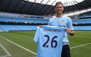 Martin Demichelis confirma su fichaje por el Manchester City por dos temporadas