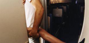 Post de Pillan a dos desconocidos teniendo sexo en un avión. Y luego hubo pelea