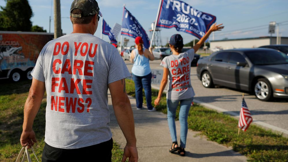 Foto: Manifestantes contra Donald Trump