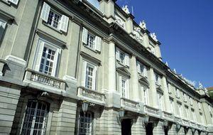 El palacio de Liria, en imágenes