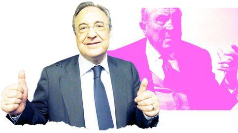 Florentino Pérez se aferra al sillón presidencial del Real Madrid