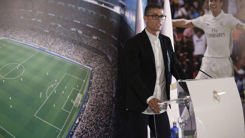 Foto: Cristiano Ronaldo se compromete de por vida con el Real Madrid.