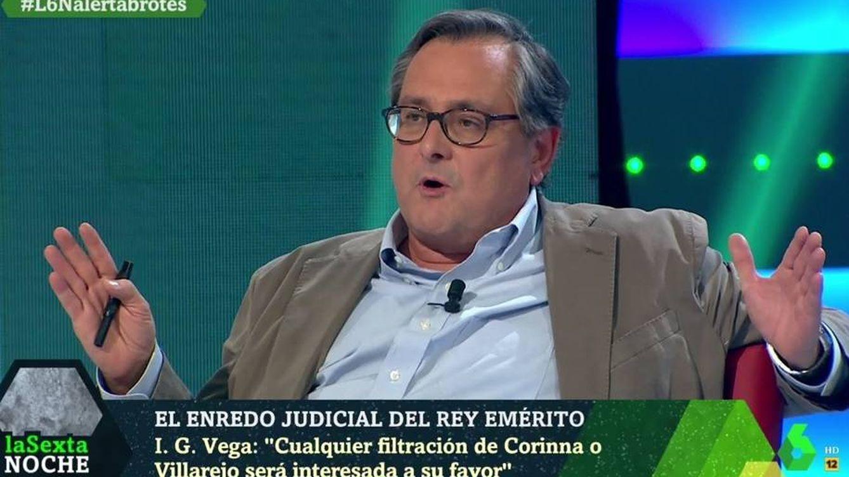 Marhuenda, en 'La Sexta noche': No se puede hablar de Podemos. Pido perdón...