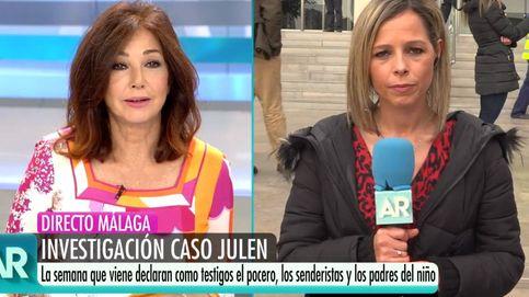 Ana Rosa se la juega en directo a una de sus reporteras: ¡No me lo creo!