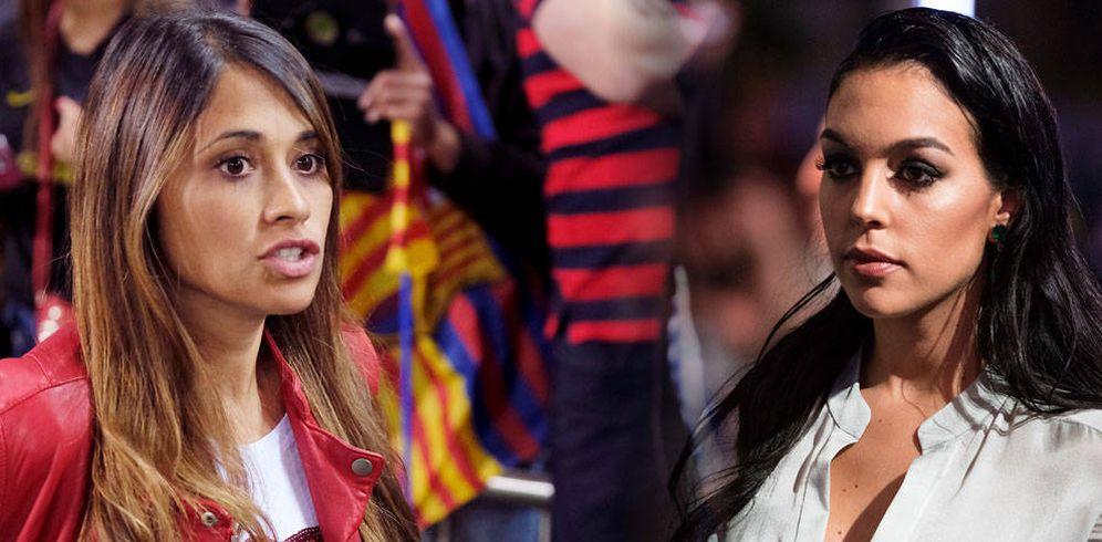 Lo mejor y lo peor del 2017: Georgina vs Antonella, la novia de Cristiano se corona como WAG al alza ante la de Messi