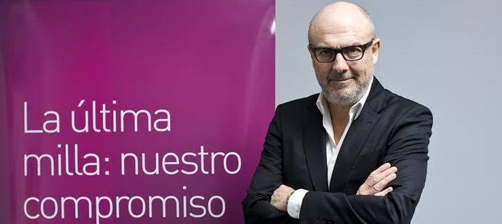 Foto: Manuel García-Durán, presidente de Ezentis