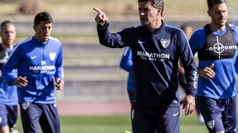 El papelón de Míchel: solo su Málaga puede dar la Liga al Barça (y no es 28 de diciembre)