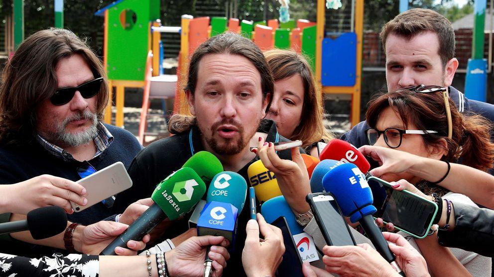 Iglesias achaca los malos resultados a la división y se reafirma en pactar con Sánchez