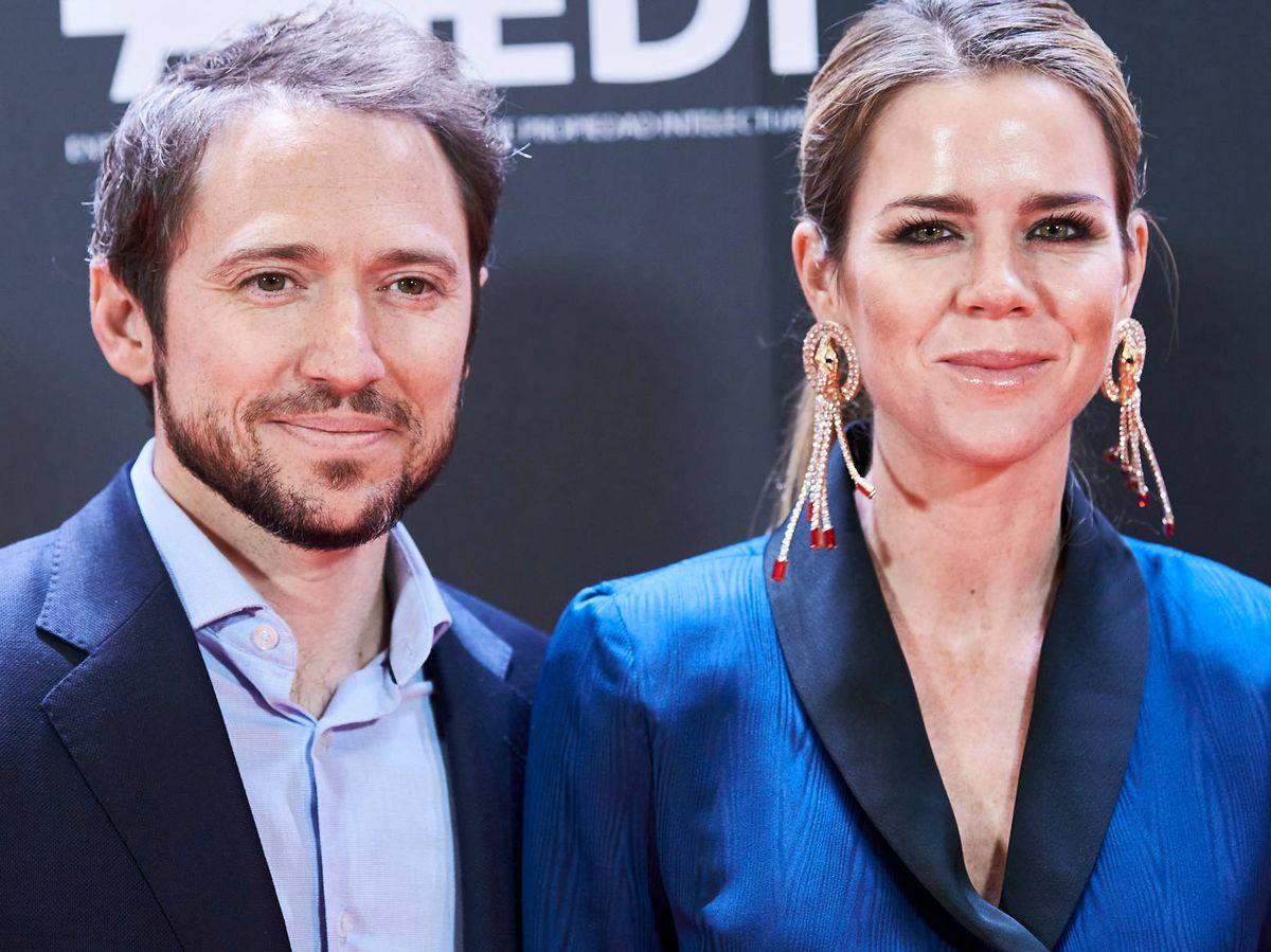 Foto: Manuel Martos y Amelia Bono, en una imagen de archivo. (Limited Pictures)