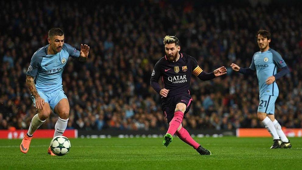 La derrota del FC Barcelona en la Champions reúne a 6 millones en  A3