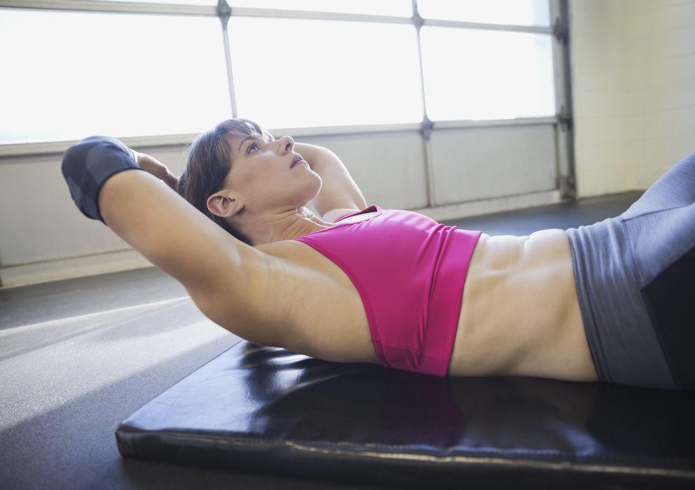 Foto: El CrossFit puede practicarse en interiores y exteriores. (Corbis)