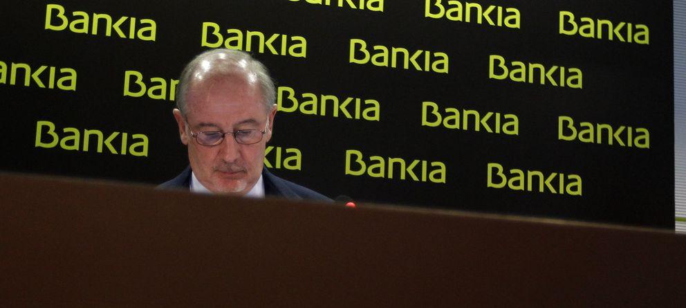 Foto: Fotografía de archivo del expresidente de Bankia Rodrigo Rato (Reuters)