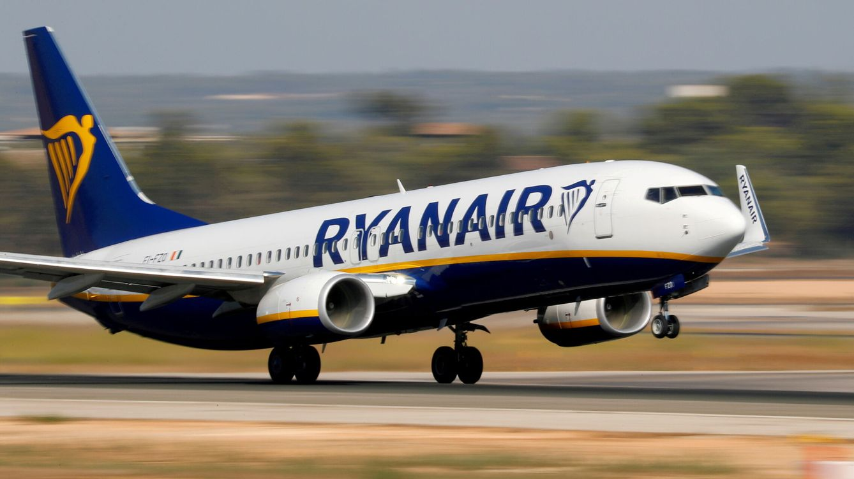 Ryanair aúpa a las aerolíneas en bolsa tras aumentar sus objetivos de crecimiento