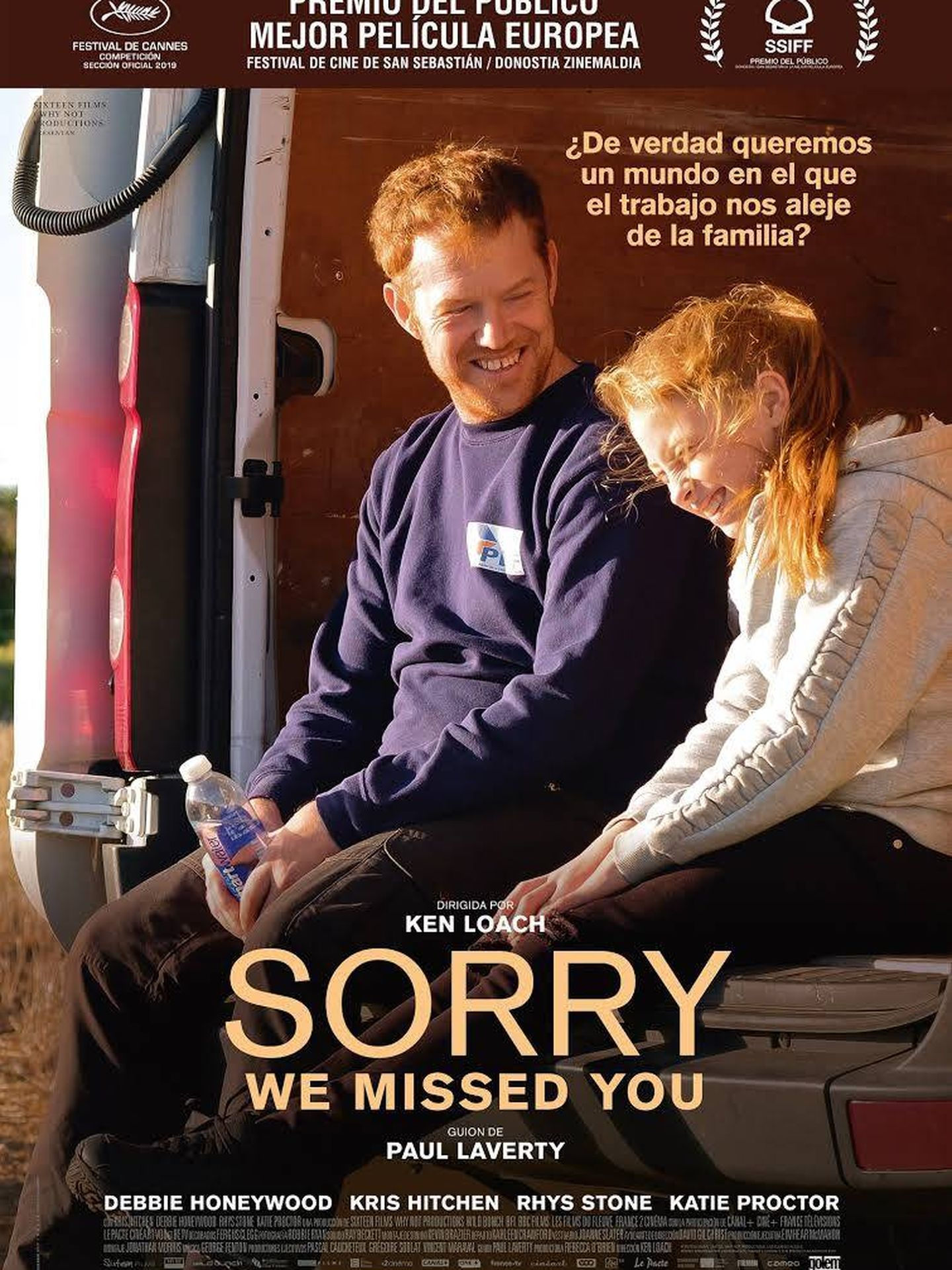 'Sorry We Missed You'.