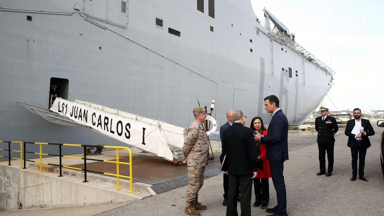 Sánchez viaja a Mali: primera visita como presidente a las tropas en el exterior