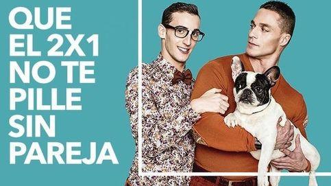 Campaña homófoba de Hazte Oír contra VIPS por un anuncio de una pareja gay