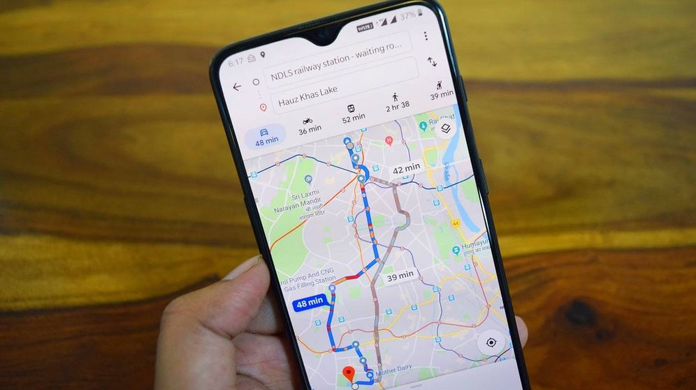 Foto: Google Maps alertará cada vez que un taxi o conductor VTC se desvíe de la ruta (Pixabay)
