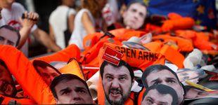 Post de El presidente de la Eurocámara pide un reparto justo de los migrantes del Open Arms