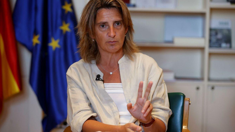 Teresa Ribera acude al Congreso para dar cuenta del precio desorbitado de la luz