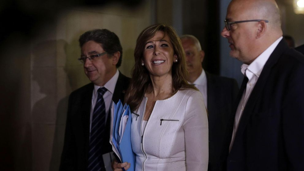 Jordi Pujol Ferrusola entregó al Parlament un CD manipulado