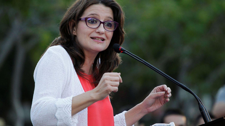 La lideresa de Compromís, Mónica Oltra. (EFE)