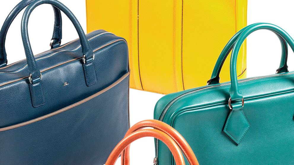 Nuevas carteras: de Louis Vuitton y Hackett a Hermès
