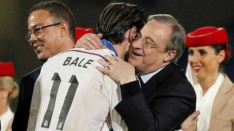 Por qué Florentino debería avergonzarse cuando se saca del bolsillo lo que cobra Bale