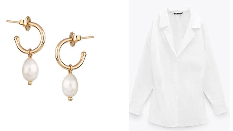 Puedes llevar las mismas prendas que Kate Middleton por mucho menos dinero. (Vidal y Vidal / Zara)