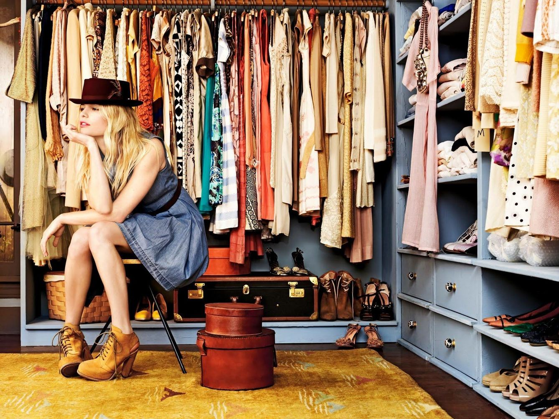 Resultado de imagen para closet ordenado chica